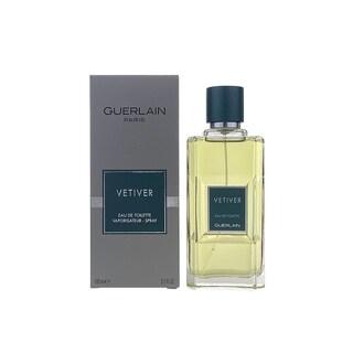 Guerlain Vetiver Men's 3.4-ounce Eau de Toilette Spray