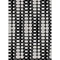 Admire Home Living Brilliance Circuit Area Rug (7'9 x 11')
