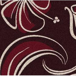 Admire Home Living Brilliance Bloom Area Rug (7'9 x 11') - Thumbnail 1