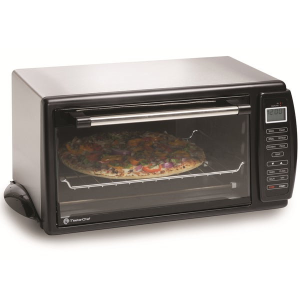 Masterchef Convection Oven Broiler Free Shipping Today