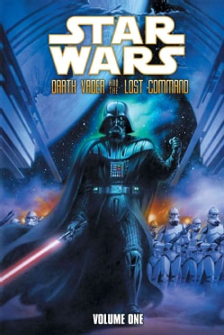 Star Wars: Darth Vader and the Lost Command 1 (Hardcover)