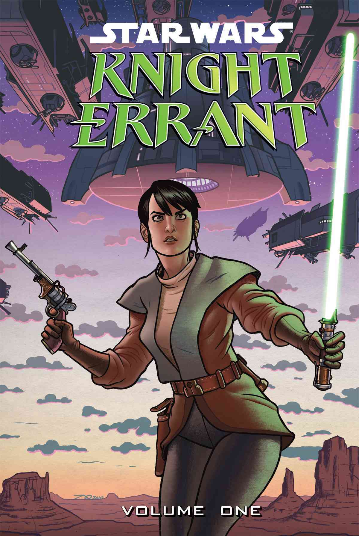 Star Wars: Knight Errant 1: Aflame (Hardcover)