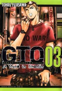 Gto 14 Days in Shonan 3 (Paperback)