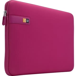"Case Logic LAPS-113 Carrying Case (Sleeve) for 13.3"" Notebook - Pink