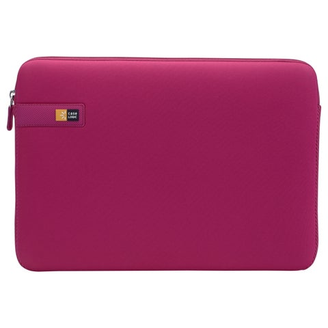 """Case Logic LAPS-116 Carrying Case (Sleeve) for 16"""" Notebook - Pink"""