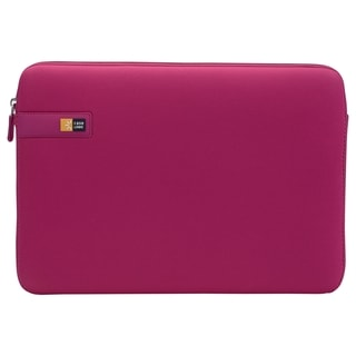 "Case Logic LAPS-116 Carrying Case (Sleeve) for 16"" Notebook - Pink"
