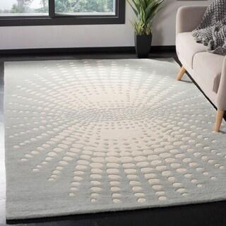 Safavieh Handmade Soho Hadasa Abstract Burst N.Z. Wool Rug