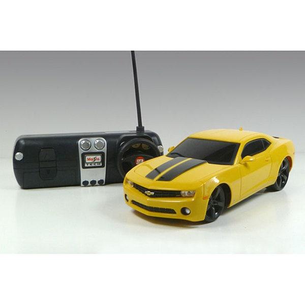 Maisto Chevrolet Camaro SS RS Remote Control Car