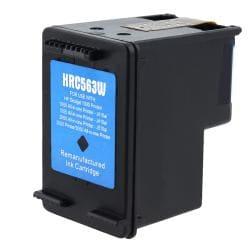 INSTEN HP 61XL Black Ink Cartridge (Remanufactured)