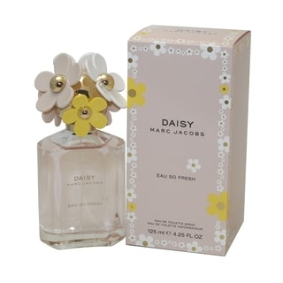 Marc Jacobs Daisy Eau So Fresh Women's 4.2-ounce Eau de Toilette Spray