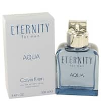 Calvin Klein Eternity Aqua Men's 3.4-ounce Eau de Toilette Spray