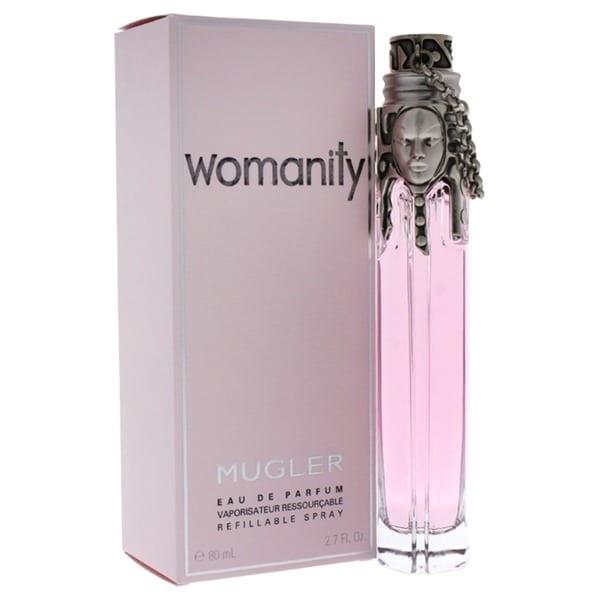 Thierry Mugler Womanity Women's 2.7-ounce Eau de Parfum Spray