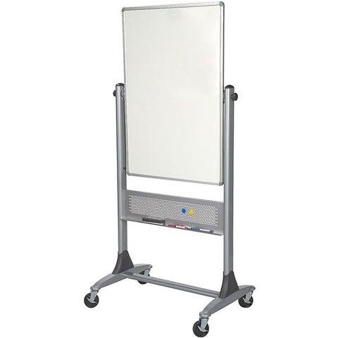 Platinum Reversible Porcelain Dry Erase Board