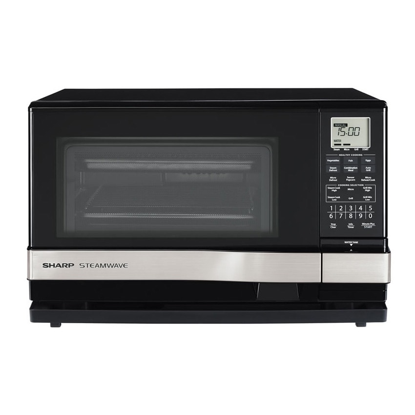 Sharp AX-1100S SuperSteam Microwave Oven