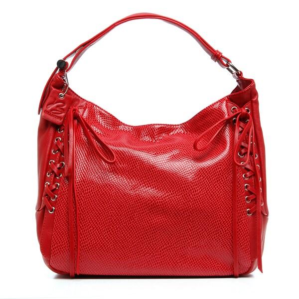 B-Collective's Shoestring Hobo Bag