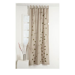 Cream 92 Inch Curtain Panel India Free Shipping On