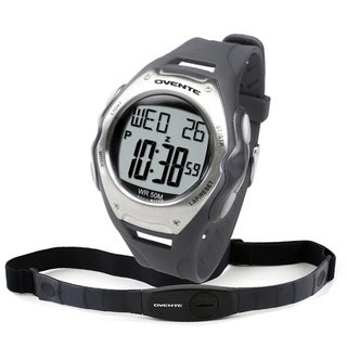 Ovente BHS8000 Heart Rate Monitor with Chest Strap (Beatech Collection)