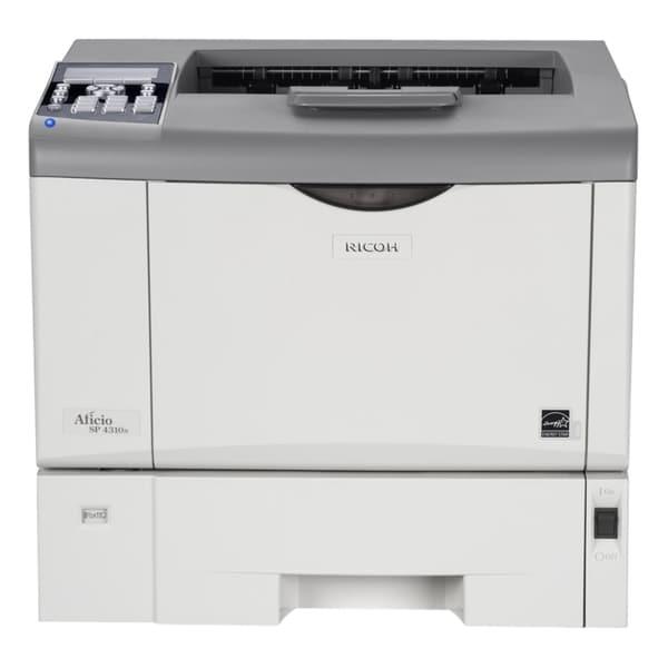Ricoh Aficio SP 4310N Laser Printer - Monochrome - 1200 x 600 dpi Pri