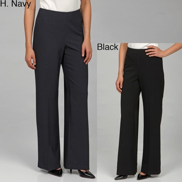 Counterparts Women's Slimming Hollywood Waist Dress Pants - Free ...