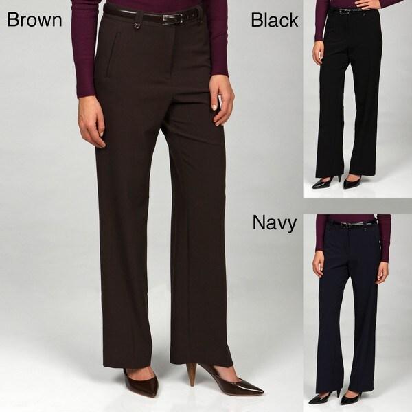 Counterparts Women's Slimming 2-slit Pants