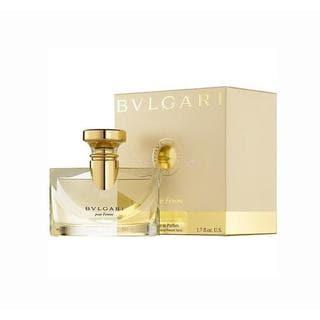 Bvlgari Pour Femme Women's 1.7-ounce Eau de Toilette Spray