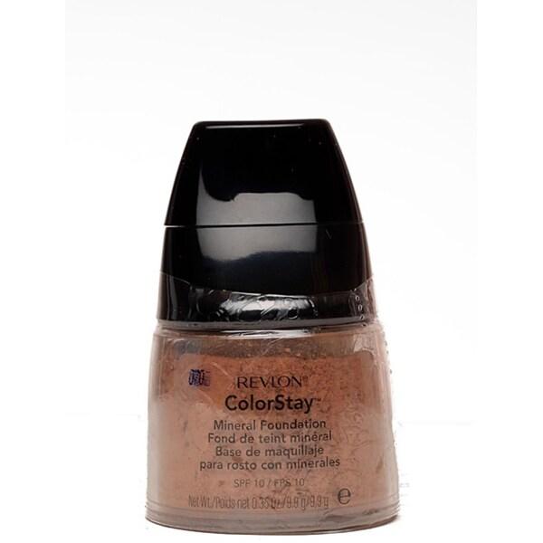 Revlon Colorstay 0.35-ounce Medium Deep Foundations