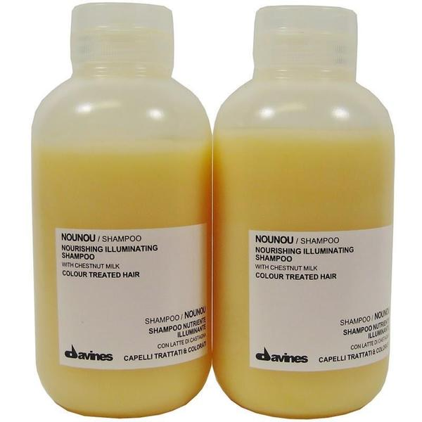 Davines NouNou 8.45-ounce Illuminating Shampoo (Pack of 2)