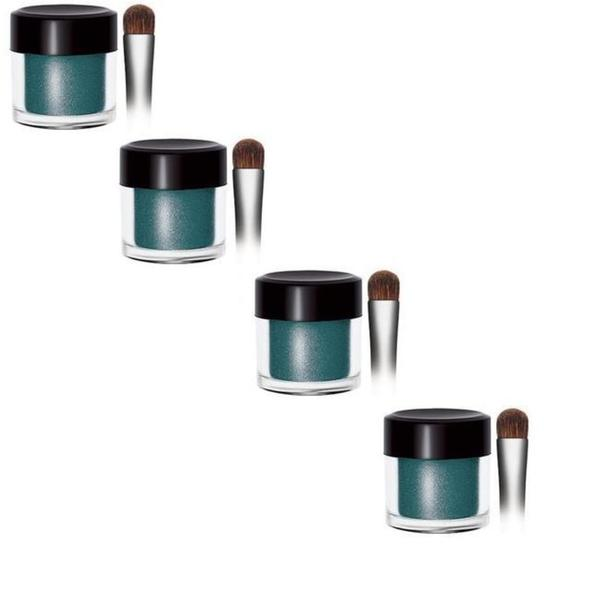 L'Oreal HIP #244 'Beckoning' Shocking Shadow Pigments (Pack of 4)