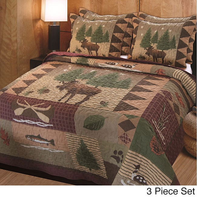 Timberline quilt set | Quilts & Quilt Sets | Compare Prices at Nextag : timberline quilt - Adamdwight.com