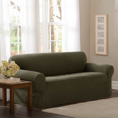 Buy Green Shabby Chic Sofa Couch Slipcovers Online At Overstock