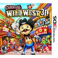 Nintendo 3DS - Carnival Games Wild West 3D