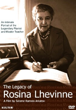 The Legacy of Rosina Lhevinne: A Portrait of the Legendary Pianist (DVD)