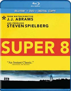 Super 8 (Blu-ray/DVD)
