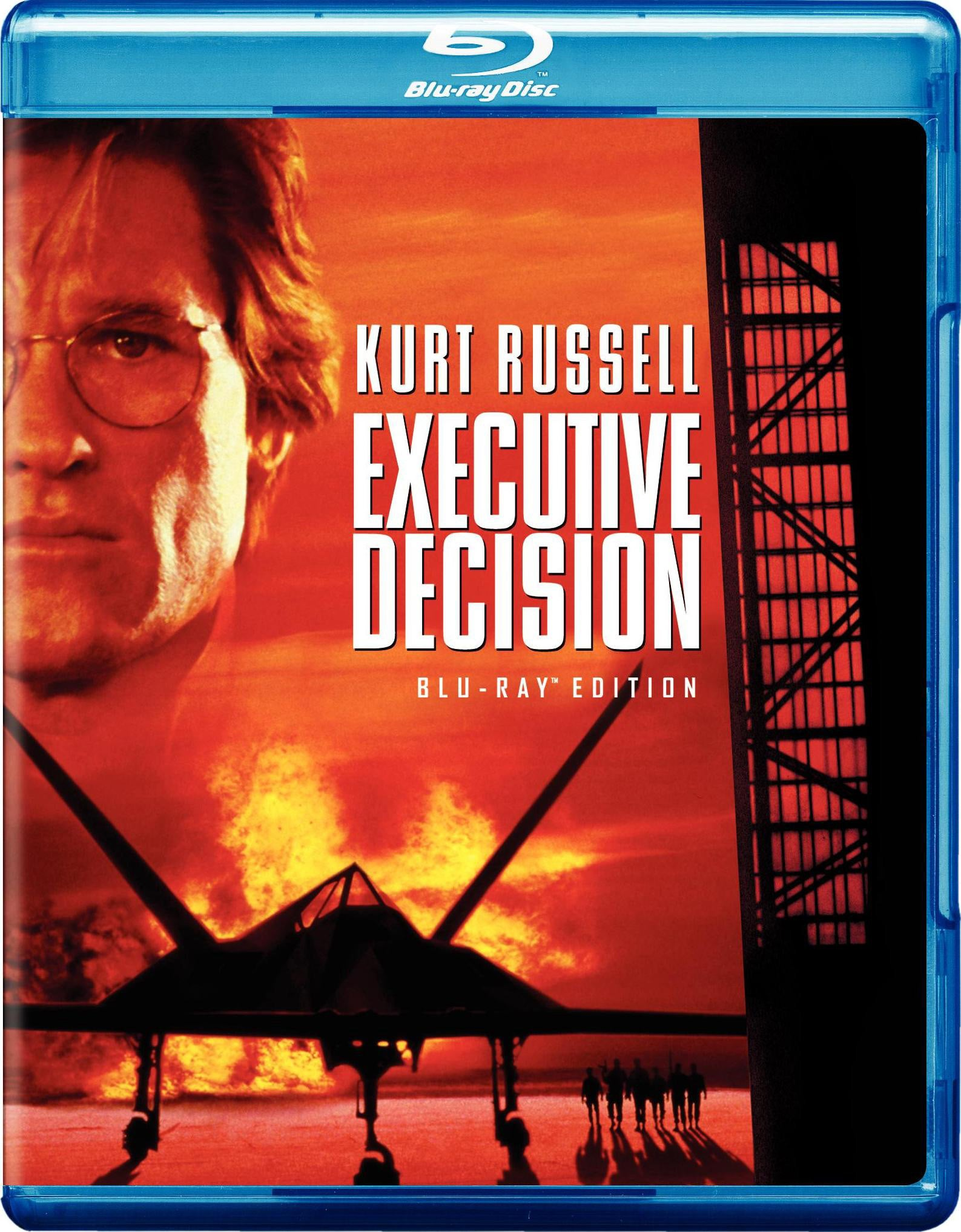 Executive Decision (Blu-ray Disc)