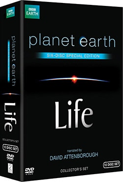 Life/Planet Earth (Special Edition Collection) (DVD)
