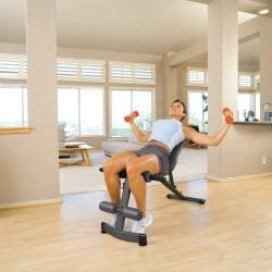 Impex Marcy Utility Slant Board Fitness Machine - Thumbnail 1