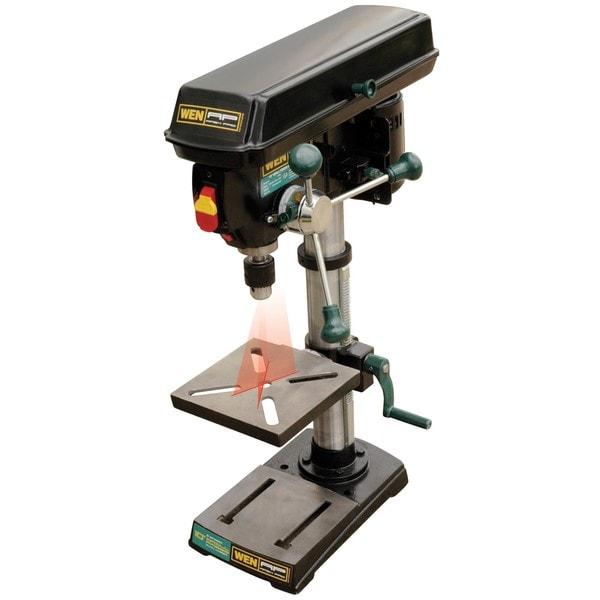 WEN Apex 10-inch Drill Press with Laser