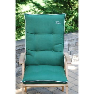 high back patio chair cushion set of 2