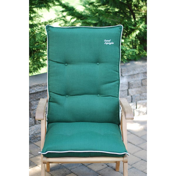 High Back Patio Chair Cushion (Set Of 2)