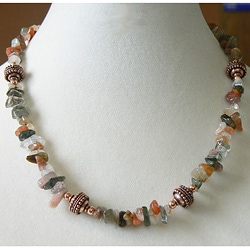 'Stonehenge' Lodolite Necklace