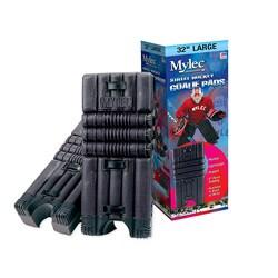Mylec 22-inch Plastic Goalie Pads