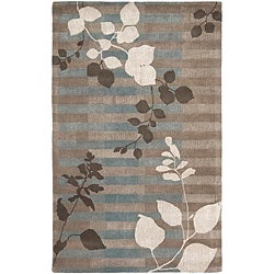 Hand-tufted Stamford Wool Area Rug (9 x 13) - Thumbnail 0