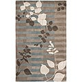 Hand-tufted Stamford Wool Area Rug (9 x 13)