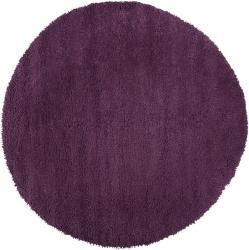Hand-woven Denver Wool Rug (10' Round)