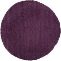 Hand-woven Denver Wool Area Rug (10' Round)