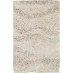 Palm Canyon Neutra Hand-woven Cleveland Wool Area Rug - 8' x 10'6 - Thumbnail 0