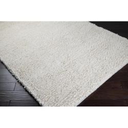 Hand-woven Sunnyvale Wool Plush Shag Rug (8'x10'6) - Thumbnail 2