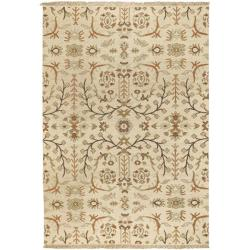 Hand-knotted Olathe Wool Rug (6' x 9')