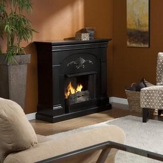 Gilbert Black Gel Fuel Fireplace