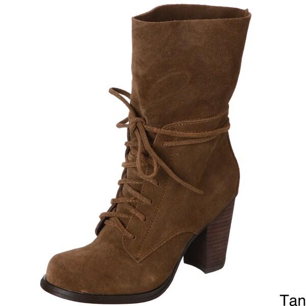 MIA Women's 'Paulette' Suede Boots